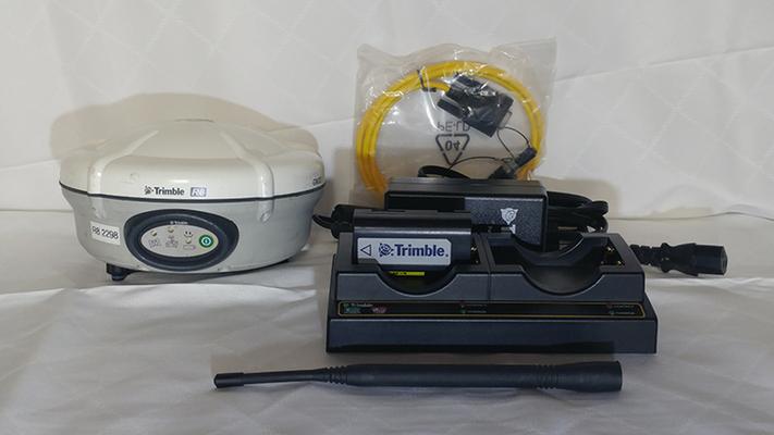 Trimble R8 Model 2 GNSS/GPS RTK GSM Network Rover - Professional